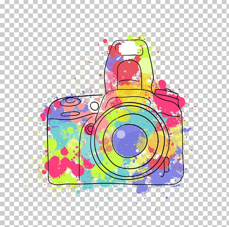 Camera Photography Photographer Watercolor Painting PNG, Clipart, Art, Artwork, Camera, Camera Icon, Camera Lens Free PNG Download