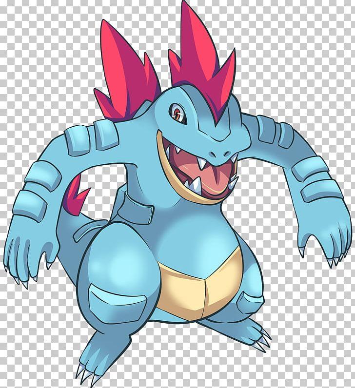 Pokémon GO Pokémon X And Y Feraligatr Croconaw PNG, Clipart, Art, Cartoon, Crawdaunt, Crocodiles, Croconaw Free PNG Download