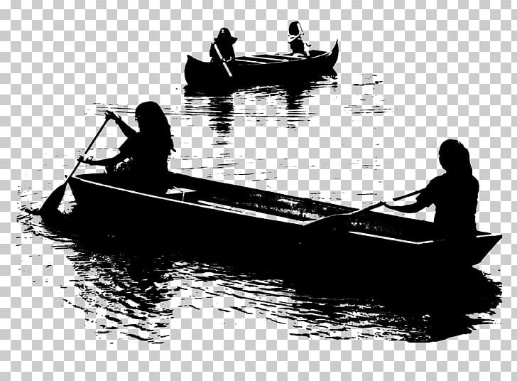 Canoe PNG, Clipart, Black And White, Boat, Boating, Canoe, Clip Art Free PNG Download