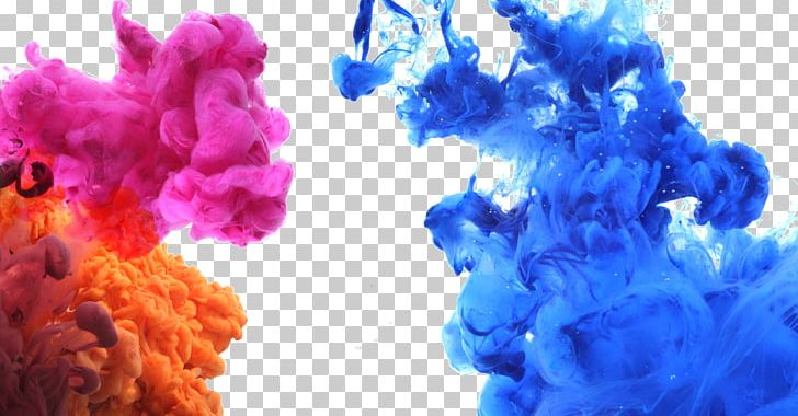 Color Acrylic Paint Ink PNG, Clipart, Acrylic Paint, Aqueous, Blue, Bright, Color Free PNG Download