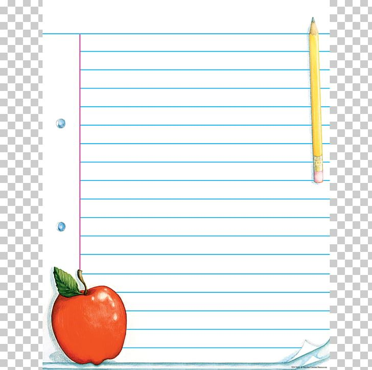 Paper Chart Table Teacher Notebook Png Clipart Angle Area