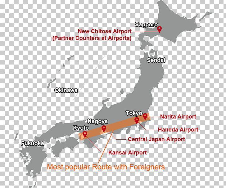 Awaji Island Okinawa Island Japanese Archipelago Map PNG ...
