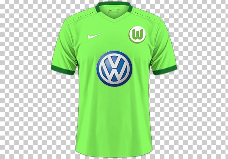buy popular e5e81 724eb VfL-Stadion Am Elsterweg VfL Wolfsburg T-shirt Jersey Kit ...