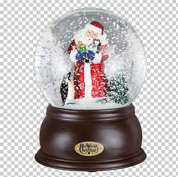 Santa Claus Snow Globes Christmas Ornament PNG, Clipart, Christmas, Christmas Card, Christmas Decoration, Christmas Gift, Christmas Ornament Free PNG Download