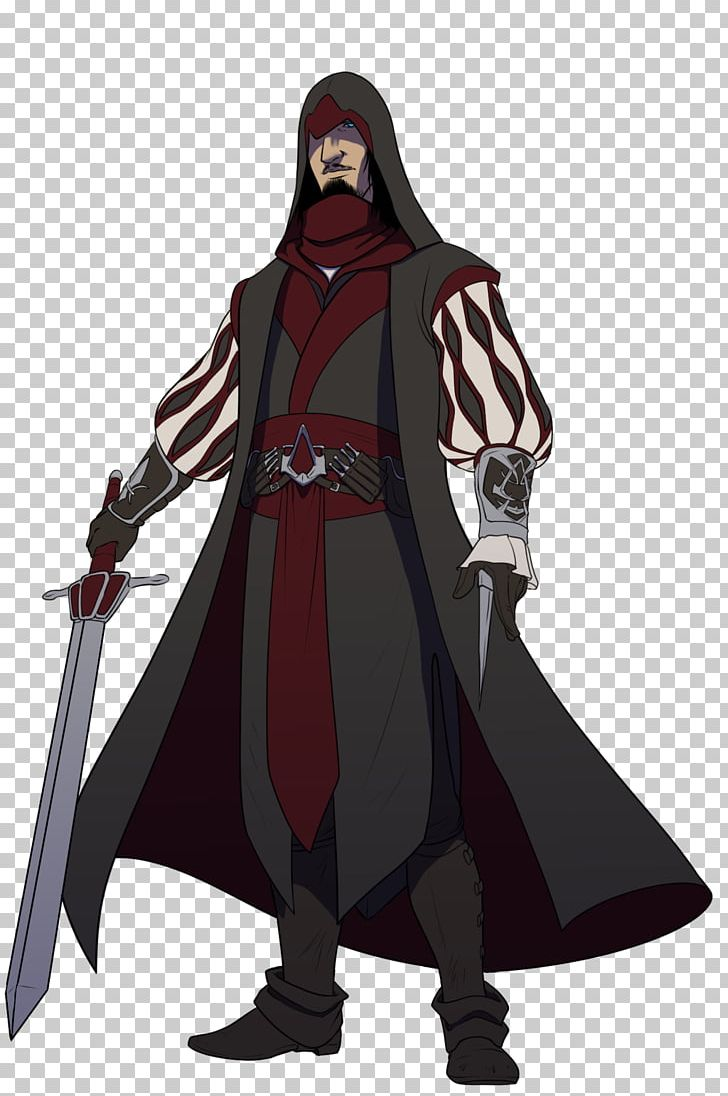 Ezio Auditore Assassin S Creed Brotherhood Png Clipart