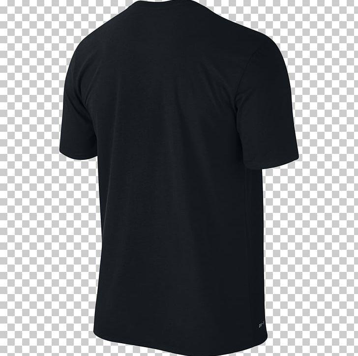 T-shirt Sports Bra Clothing Polo Shirt PNG, Clipart, Active Shirt, Athlete, Black, Clothing, Mens Free PNG Download