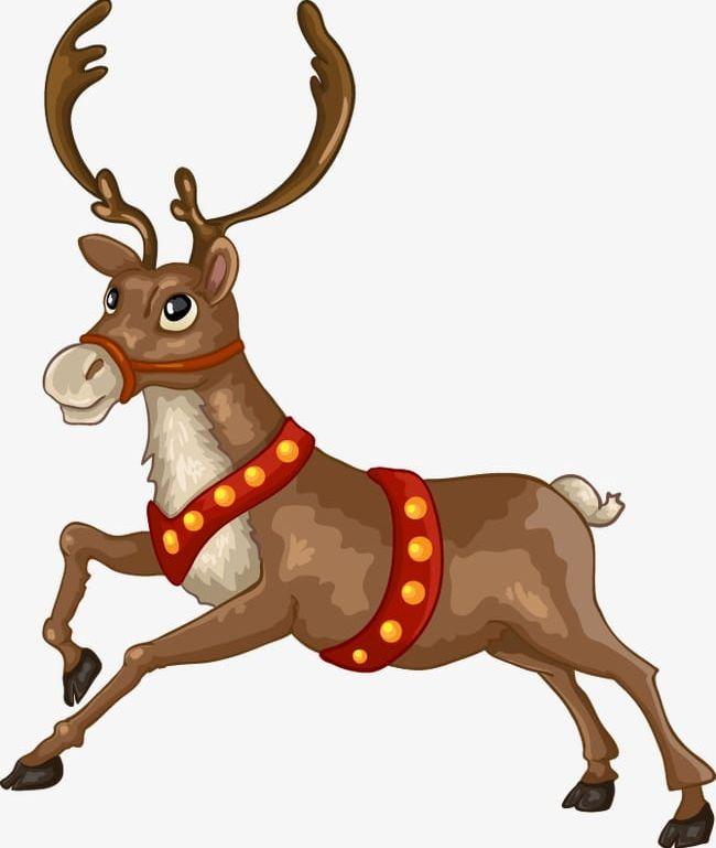 Christmas Reindeer PNG, Clipart, Christmas, Christmas ...