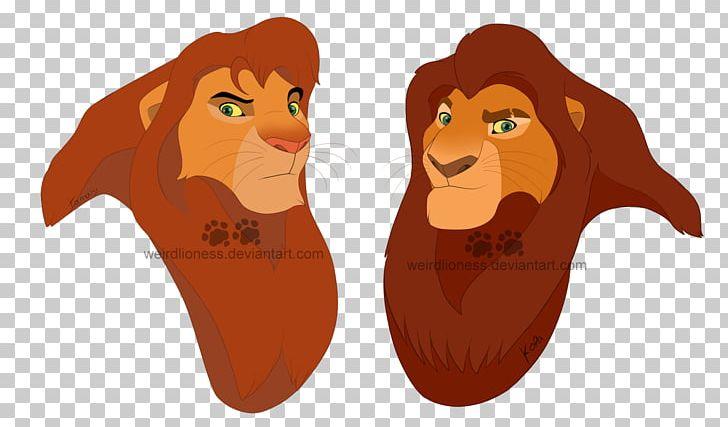 Lion Simba Nala Tanabi Mufasa PNG, Clipart, Ahadi, Art, Bear, Big Cats, Carnivoran Free PNG Download