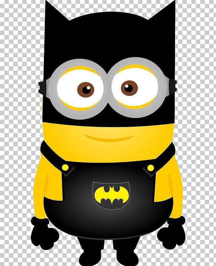 Batman Superman Minions Png Clipart Animated Film Batman