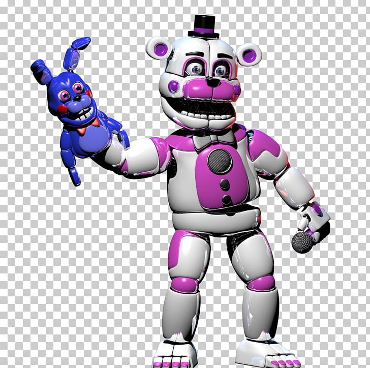 FNaF World Five Nights At Freddy's: Sister Location Five