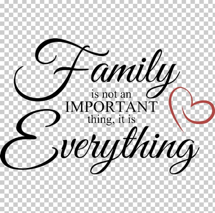 Family Is Not An Important Thing PNG, Clipart,  Free PNG Download