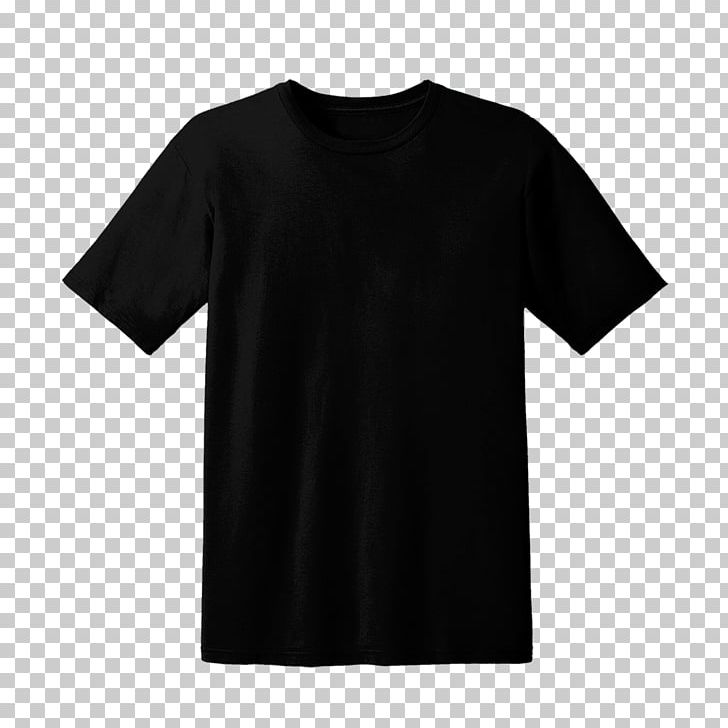 T-shirt Sleeve Top Clothing PNG, Clipart, Active Shirt, Angle, Black, Clothing, Collar Free PNG Download