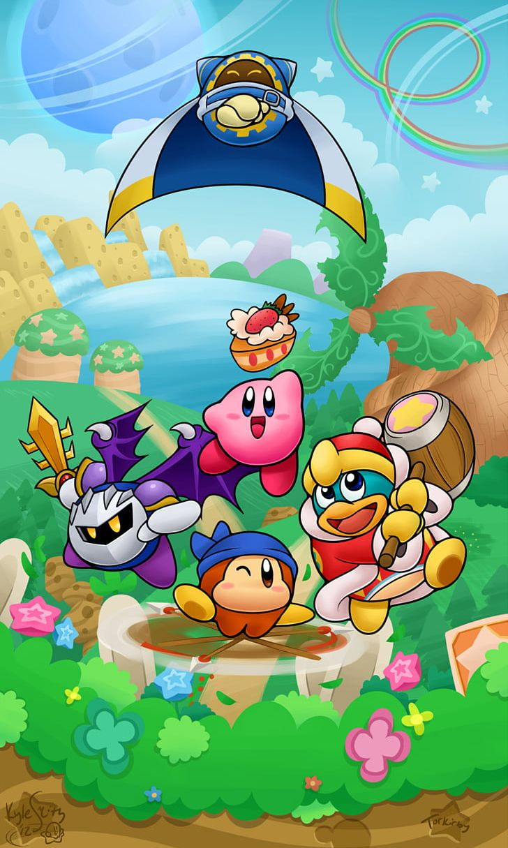 Kirby S Return To Dream Land Kirby S Dream Land Kirby S Adventure