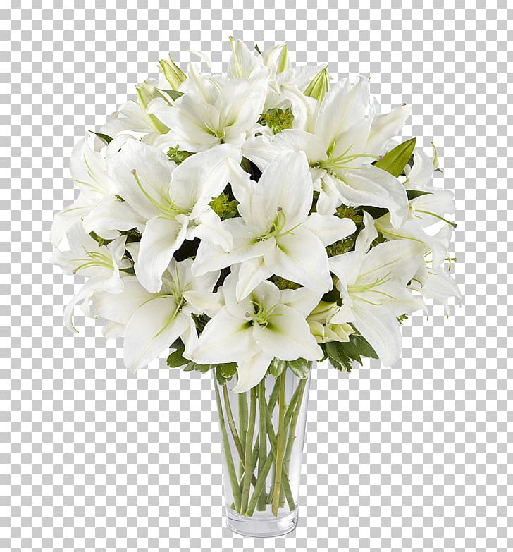 Floral Design Canada Easter Lily Flower Bouquet FTD