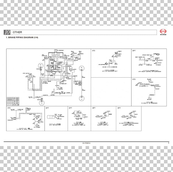 Hino Truck Wiring Diagrams Free