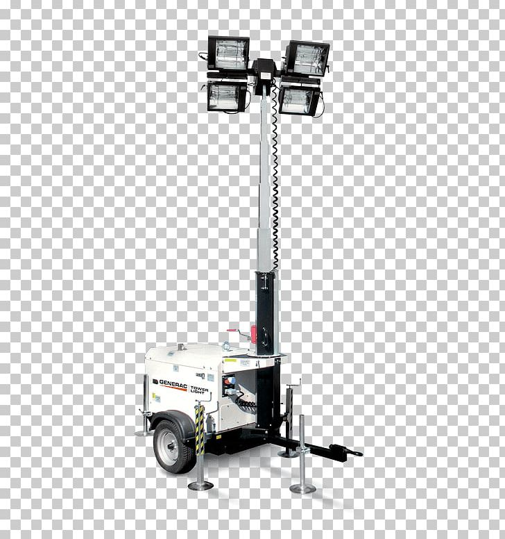 Generac Power Systems Light Tower Electric Generator Standby Generator PNG, Clipart, Automotive Exterior, Electric Generator, Energy, Generac Power Systems, Hardware Free PNG Download