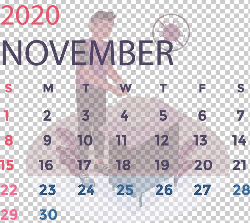 November 2020 Calendar November 2020 Printable Calendar PNG, Clipart, Area, Globe Life Liberty National Division, Hm, Line, Meter Free PNG Download