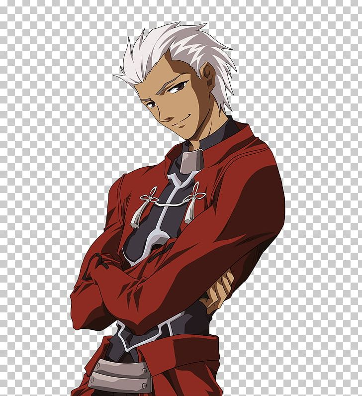 fate stay night unlimited blade works archer