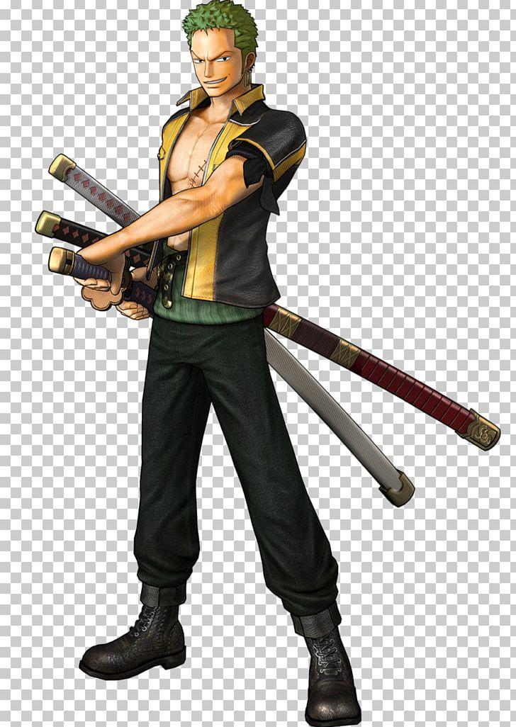 Roronoa Zoro One Piece: Pirate Warriors 3 Monkey D. Luffy One Piece: Pirate Warriors 2 PNG, Clipart, Action Figure, Arlong, Art, Baseball Equipment, Cartoon Free PNG Download