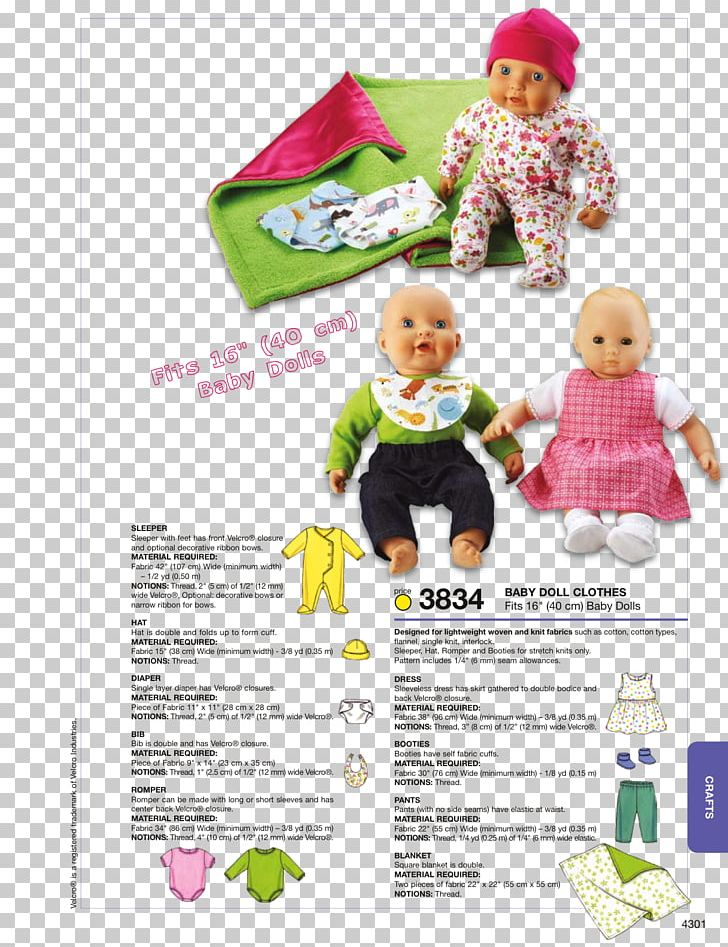 Babydoll Clothing Dress Pattern PNG, Clipart, Advertising, American Girl, Babydoll, Baby Romper Pattern, Child Free PNG Download