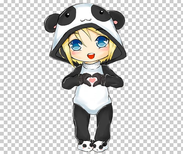 Giant Panda Chibi Anime Drawing Kavaii Png Clipart Anime Cartoon