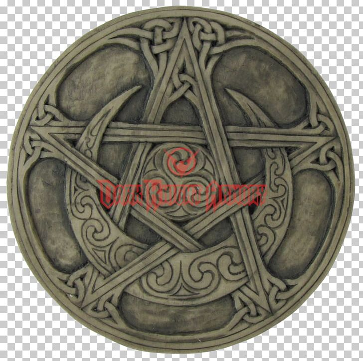 Pentacle Wicca Pentagram Witchcraft Symbol PNG, Clipart, Black Magic, Brass, Classical Element, Dryad, Metal Free PNG Download