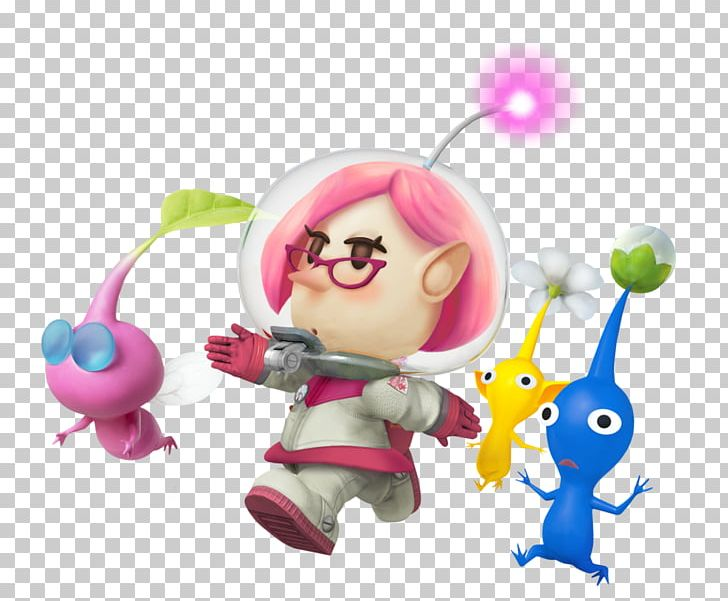 Pikmin 3 Super Smash Bros For Nintendo 3ds And Wii U Png Clipart