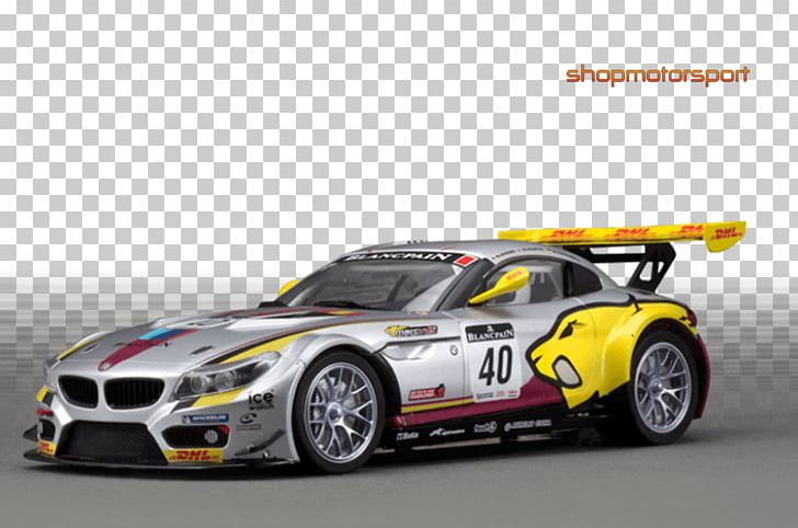 Sports Car Bmw Z4 Gt3 E89 Blancpain Gt Series Endurance Cup Png