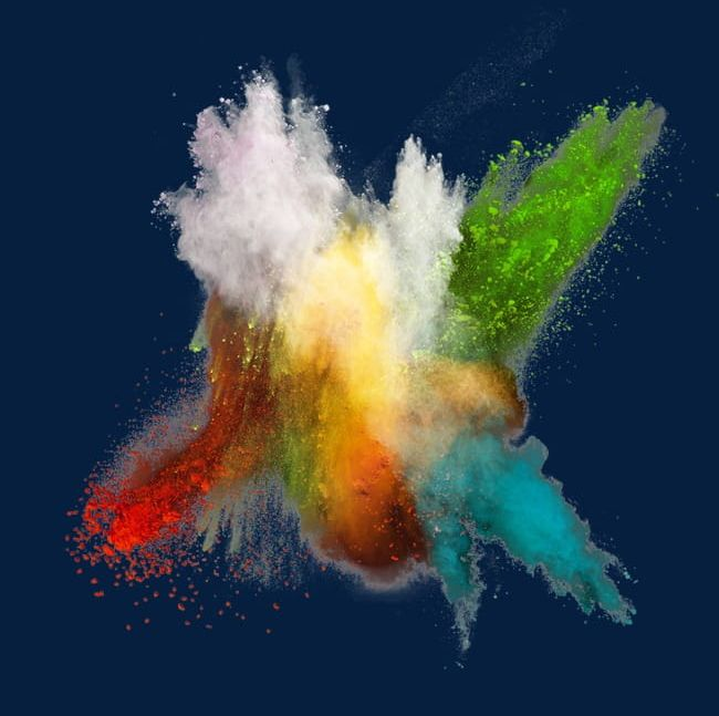Splash Of Colored Smoke PNG, Clipart, Colored Clipart, Smoke Clipart, Splash Clipart Free PNG Download