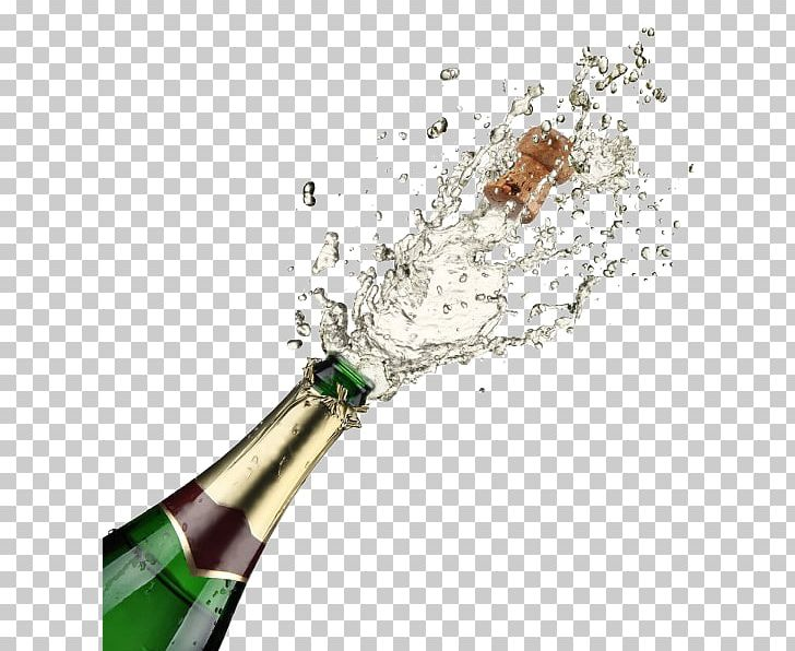 Champagne Sparkling Wine Bottle Cork PNG, Clipart, Bottle