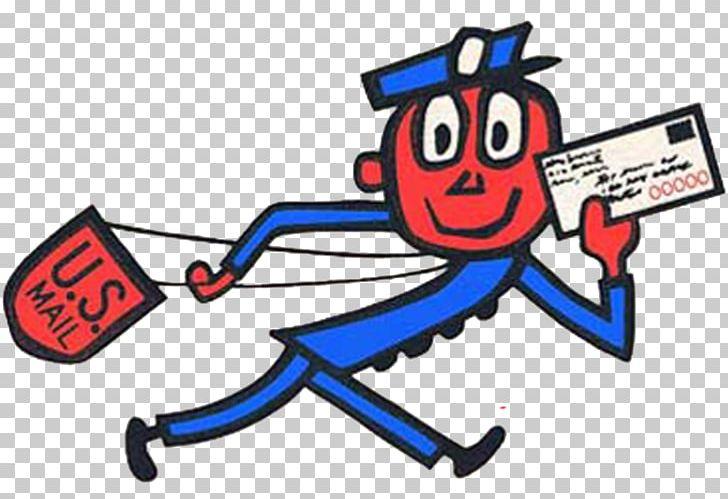 Mr  ZIP United States Postal Service Zip Code Mail Sticker