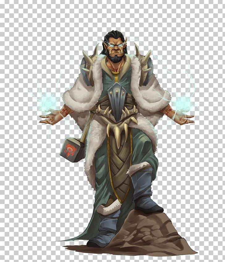World Of Warcraft Digital Art Orc Png Clipart Art Artist