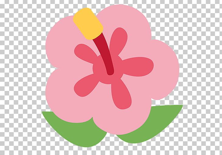 Emoji Hibiscus Meaning Information Symbol PNG, Clipart, Computer