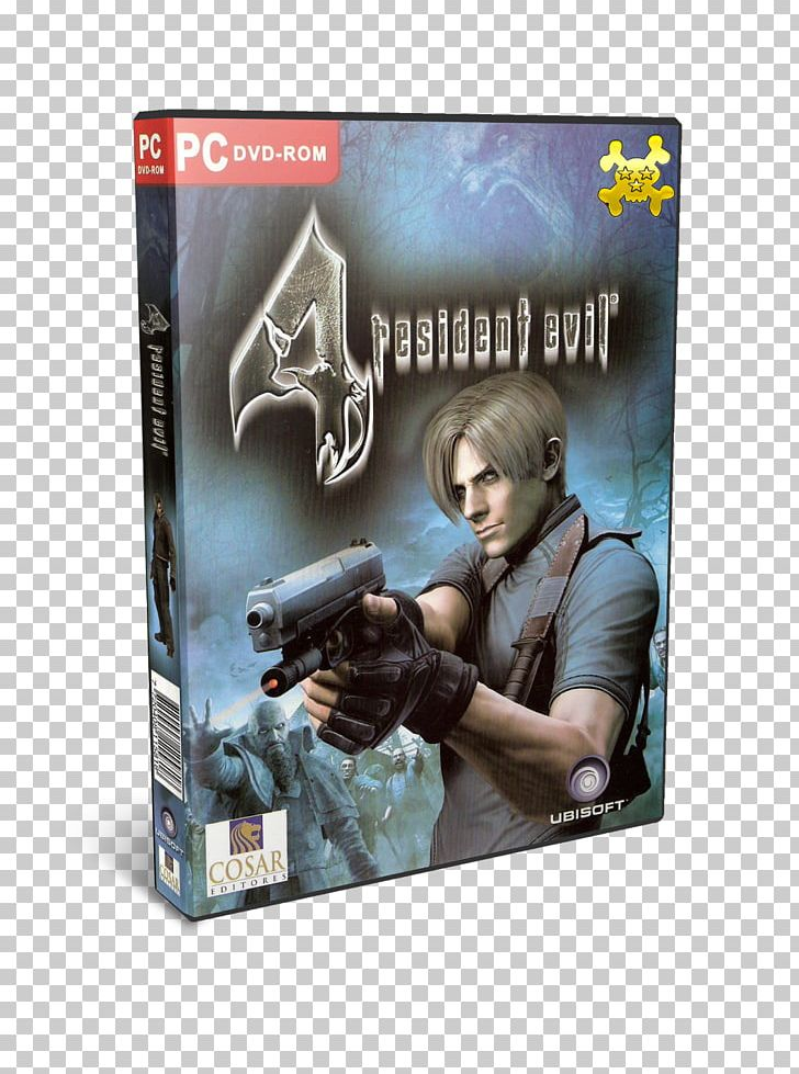 Resident Evil 4 Playstation 2 Capcom Pc Game Action Toy Figures