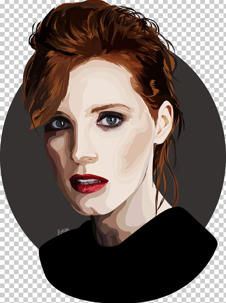 Jessica Chastain Film Eyebrow Photography Superhero Movie PNG, Clipart, Black Hair, Brown Hair, Celebrity, Cheek, Chin Free PNG Download