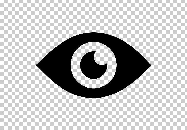 Computer Icons Eye PNG, Clipart, Black And White, Brand, Circle, Computer Icons, Download Free PNG Download