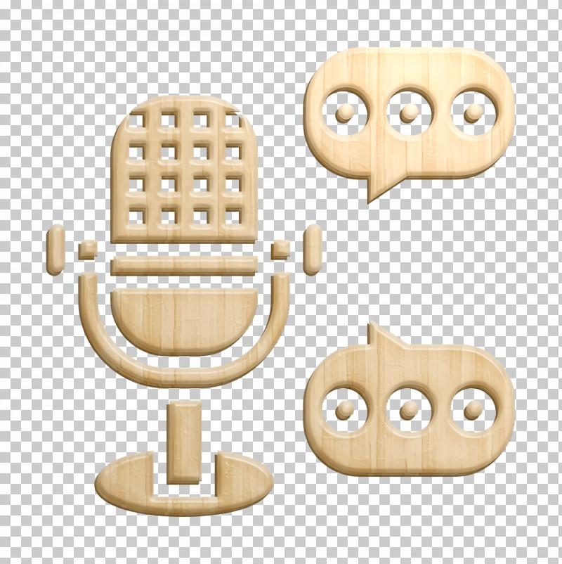 Microphone Icon Radio Icon Artificial Intelligence Icon PNG, Clipart, Artificial Intelligence Icon, Beige, Microphone Icon, Radio Icon Free PNG Download
