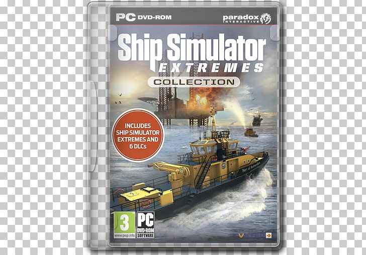 Ship Simulator Extremes Euro Truck Simulator 2 PC Game IL-2