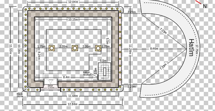 Kaaba Great Mosque Of Mecca Hajr Ismail Haram PNG, Clipart, Almasjid Annabawi, Angle, Area, Black Stone, Brand Free PNG Download