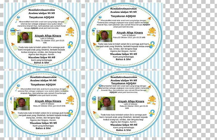 Greeting & Note Cards Aqiqah Microsoft Word Font PNG