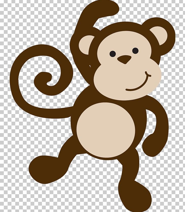 Admirable Monkey Baby Shower Template Infant Png Clipart Animals Interior Design Ideas Lukepblogthenellocom