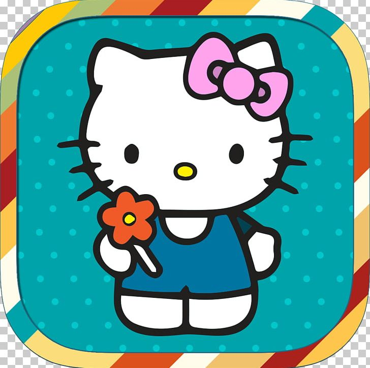 Hello Kitty Birthday Cake Greeting Note Cards Happy To You PNG Clipart Amp Area
