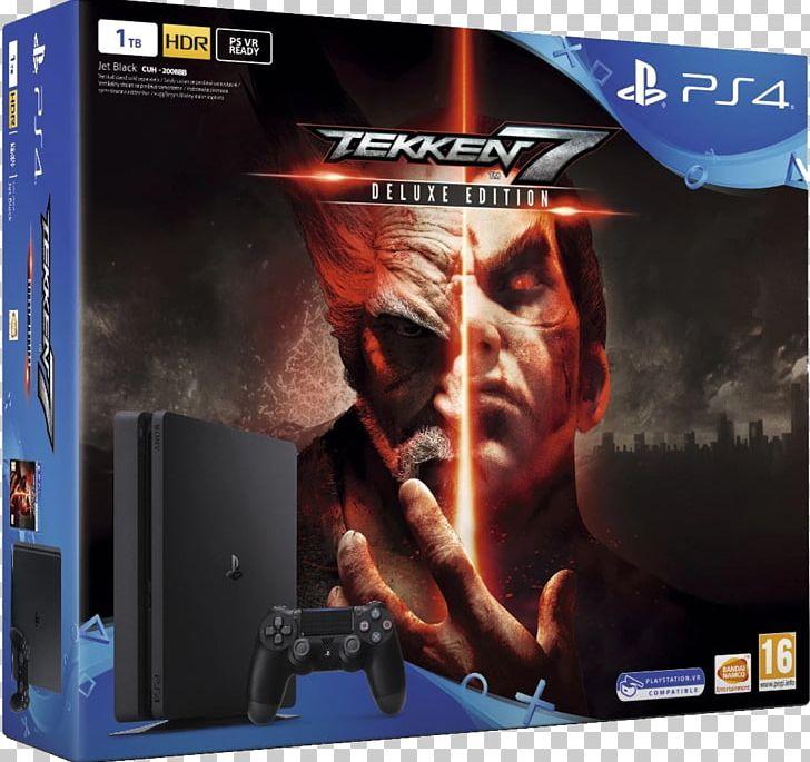 Tekken 7 Playstation 2 Tekken 4 Sony Playstation 4 Slim Png