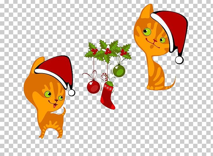 Cat Kitten Hello Kitty Christmas PNG, Clipart, Balls