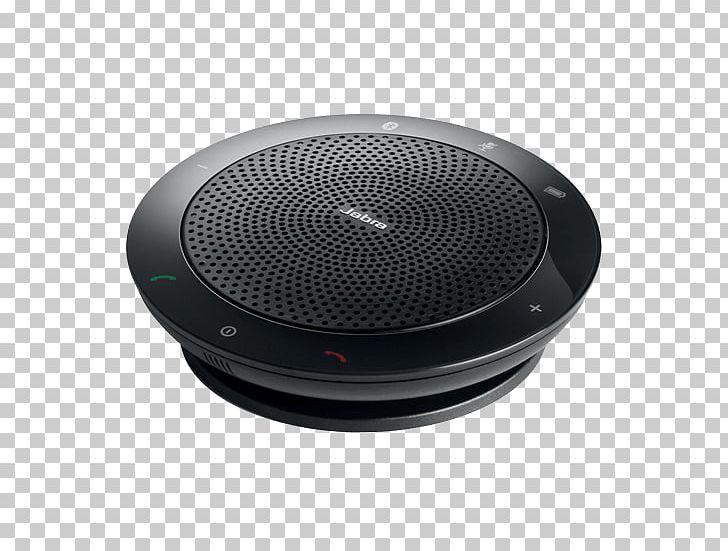 Jabra Speak 510 Black Wireless Bluetooth Speaker For Mobile