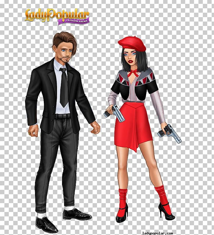 Lady Popular Costume Character Fiction PNG, Clipart, Action Figure, Character, Costume, Fiction, Fictional Character Free PNG Download