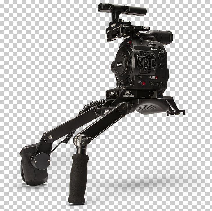 Canon EF Lens Mount Canon EOS C300 Mark II Arri Camera PNG