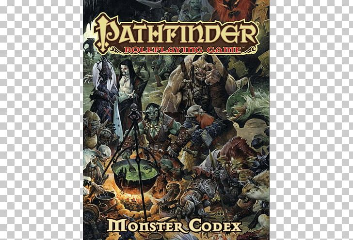 Pathfinder Roleplaying Game Bestiary Monster Codex Gamemastery Guide