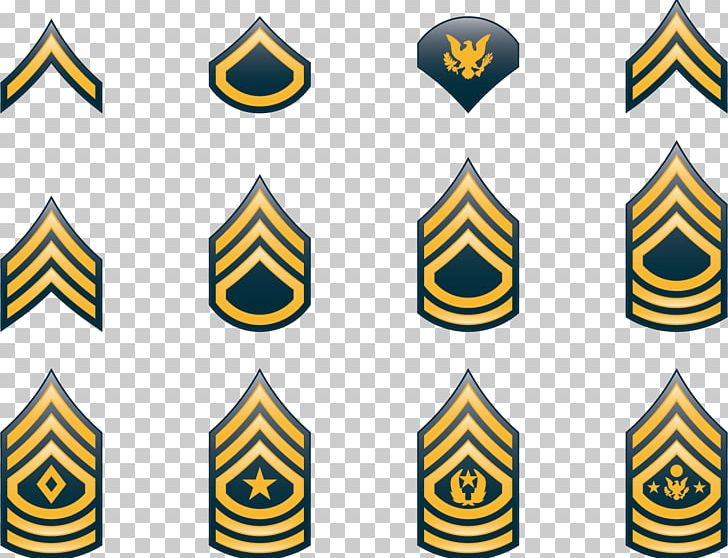 Military Rank United States Army Enlisted Rank Insignia ...