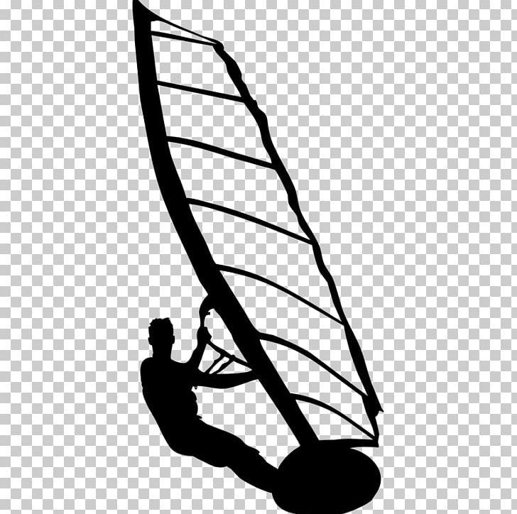Windsurfing Kitesurfing Standup Paddleboarding Shkola Vetra PNG, Clipart, Beach, Bodyboarding, Kitesurfing, Line, Monochrome Free PNG Download
